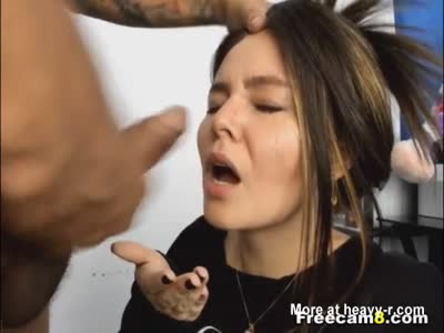 This Babe is a Very Good Cock Sucker