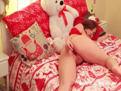 Christmas Masturbation