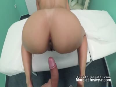 Doctor bangs stunning patient pov