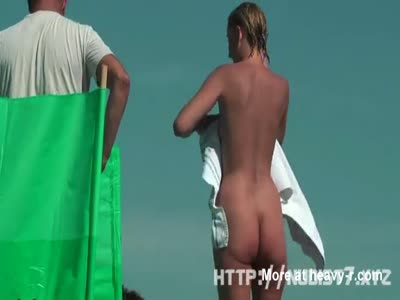 Nude Women On Beach