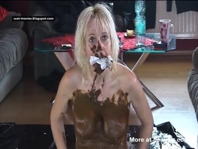 Master Orders Scat Slut