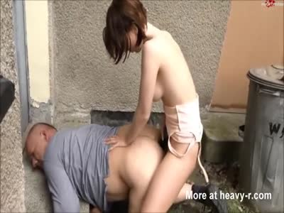 Pegging Her Father's Friend