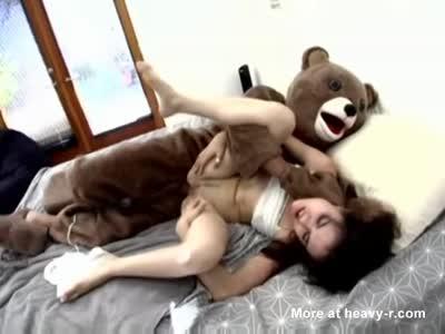 Pedobear Comes Alive