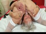 My Lesbian Grandmom Having Fun