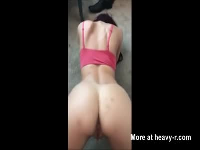 Austin pussy fucked like a doggystyle
