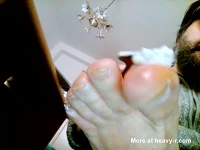 Kocalos - I eat a yogurt from my toenails