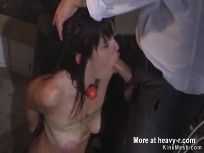 Brutal Anal And Mouth Fuck