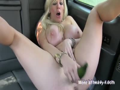 Bouble Butt Blonde Double Penetration