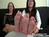 Dirty Talking Girls With Sexy Feet