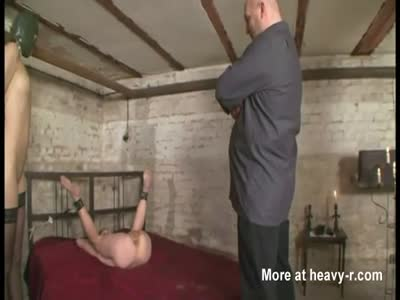 One Master Tames His Two Slaves