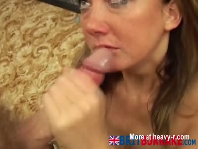 British MILF Handle Several Loads