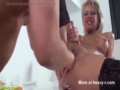 Deepthoat And Fist Fucking Mature