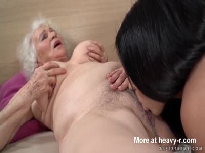 Granny Has Lesbian Sex With Young Girl