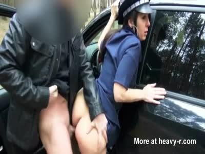 Girl cops having sex