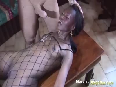 Diamond dee interracial