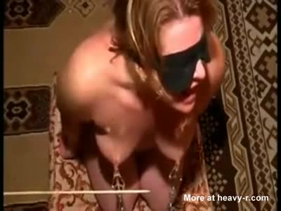 Caning Boobs