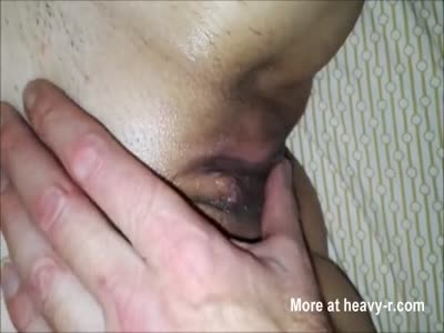 Hot Young Squirter Fingered By Her Date