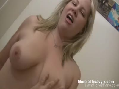 Chubby Girlfriend Riding My Dick