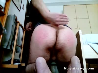 Kocalos - Self-spanking and flogging