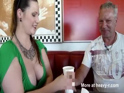Drinking piss in mcdonalds