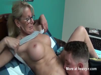 Mommy And Her Massive Melons