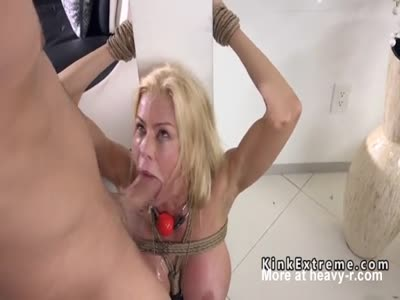 Deepthroat facefuck gagging humiliated sluts