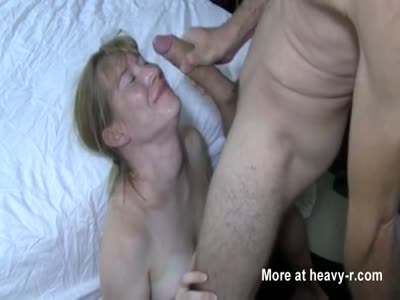 Jerking Off In Her Face