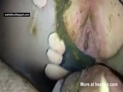 Amateur Couple Dirty Scat Fuck