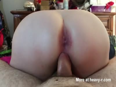 Big Ass POV Fuck With Surprise