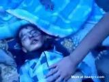 Syrian airstrike aftermath