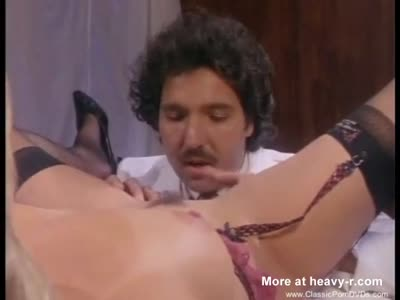 Dr Ron Jeremy And Her Check Up