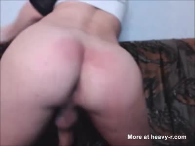 Gorgeous TS Teen Plays With Her Hot Dick