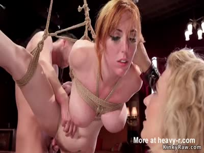 Tie Up Our Sex Slave Baby