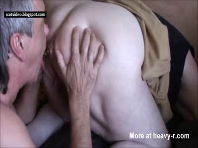 Granny Shitting In Horny Neighbors Mouth