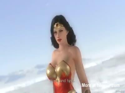 Wonder Woman vs Darth Vader