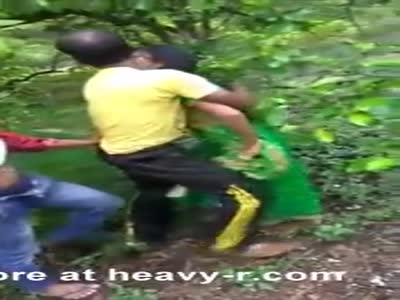 Real rape of indian woman