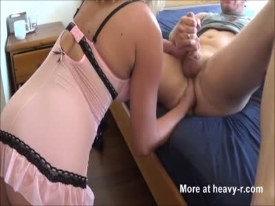 Pegging And Prostate Massage