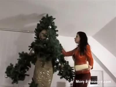 Christmas Tree Slave