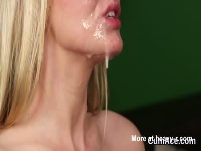 Cum In Face