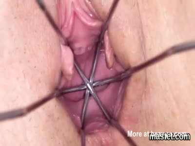 Stuffing Pussy