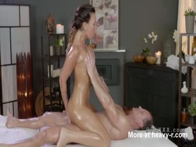 Beautiful MILF Riding Hard Cock