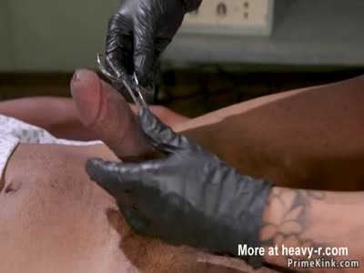 Anal Fuck With Black Patient