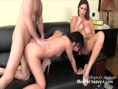 Ass Cumshot For Brunette