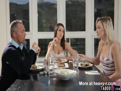 Daddy Fucks Daughters Friend