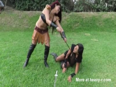 Sexy Amazons