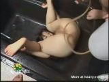 Huge Milk Enema