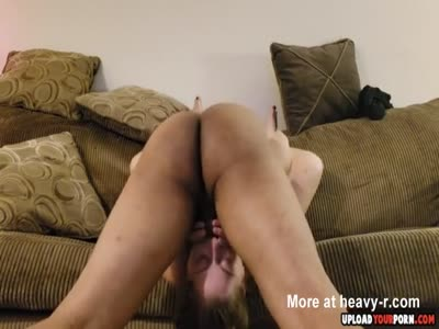 Kinky Babe Lets Me Fuck Her Face