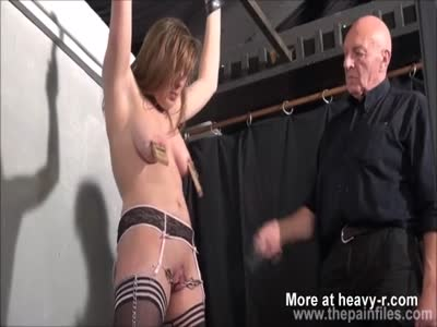 Nipple Mouse Trap Clamp Punishment