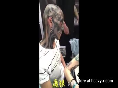 Japans Tattoo Scene Gone Too far