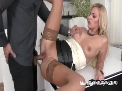 Golden Shower After Fucking